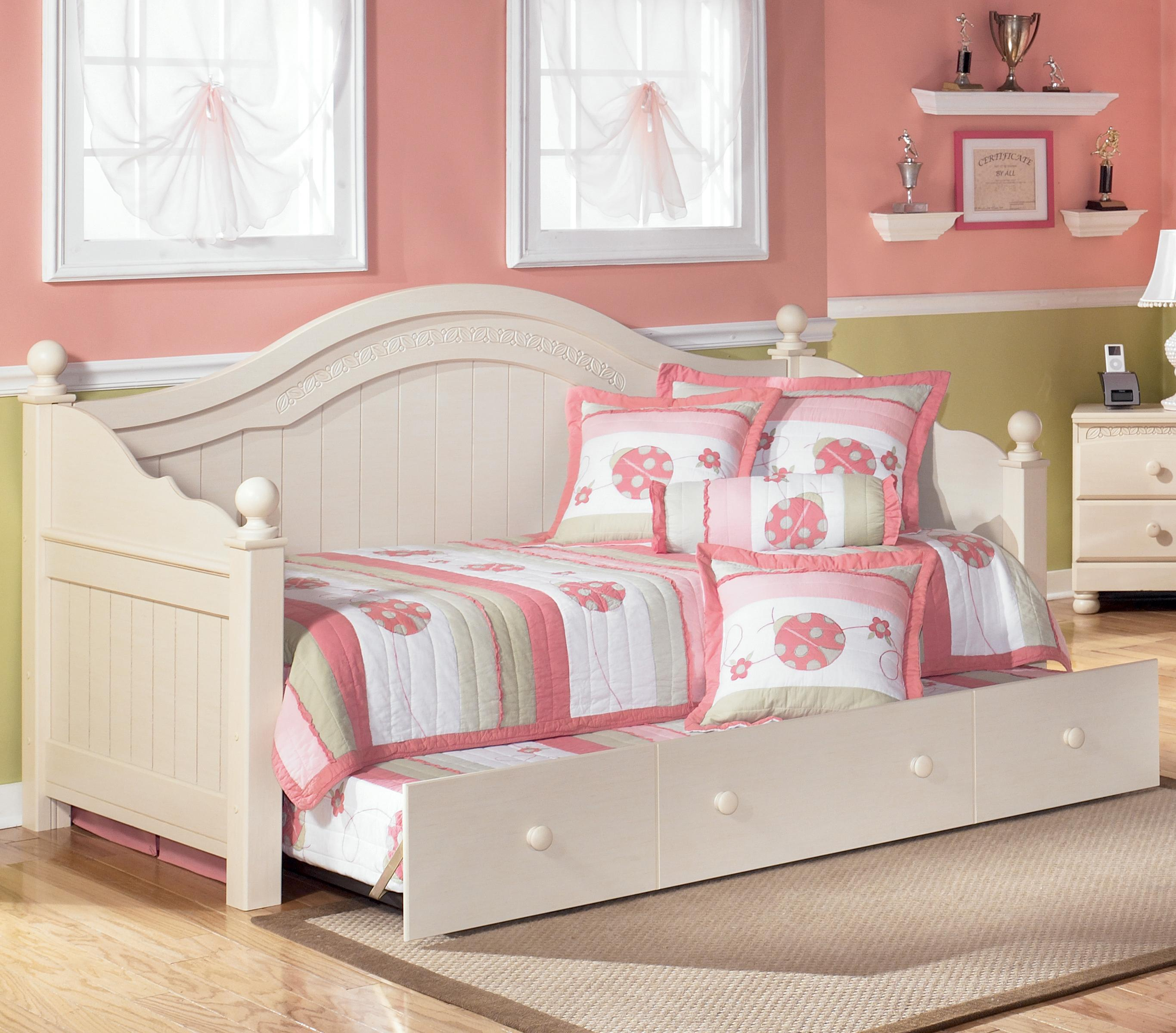 from bunk bedroom cottage youtube retreat watch set by design signature collection ashley