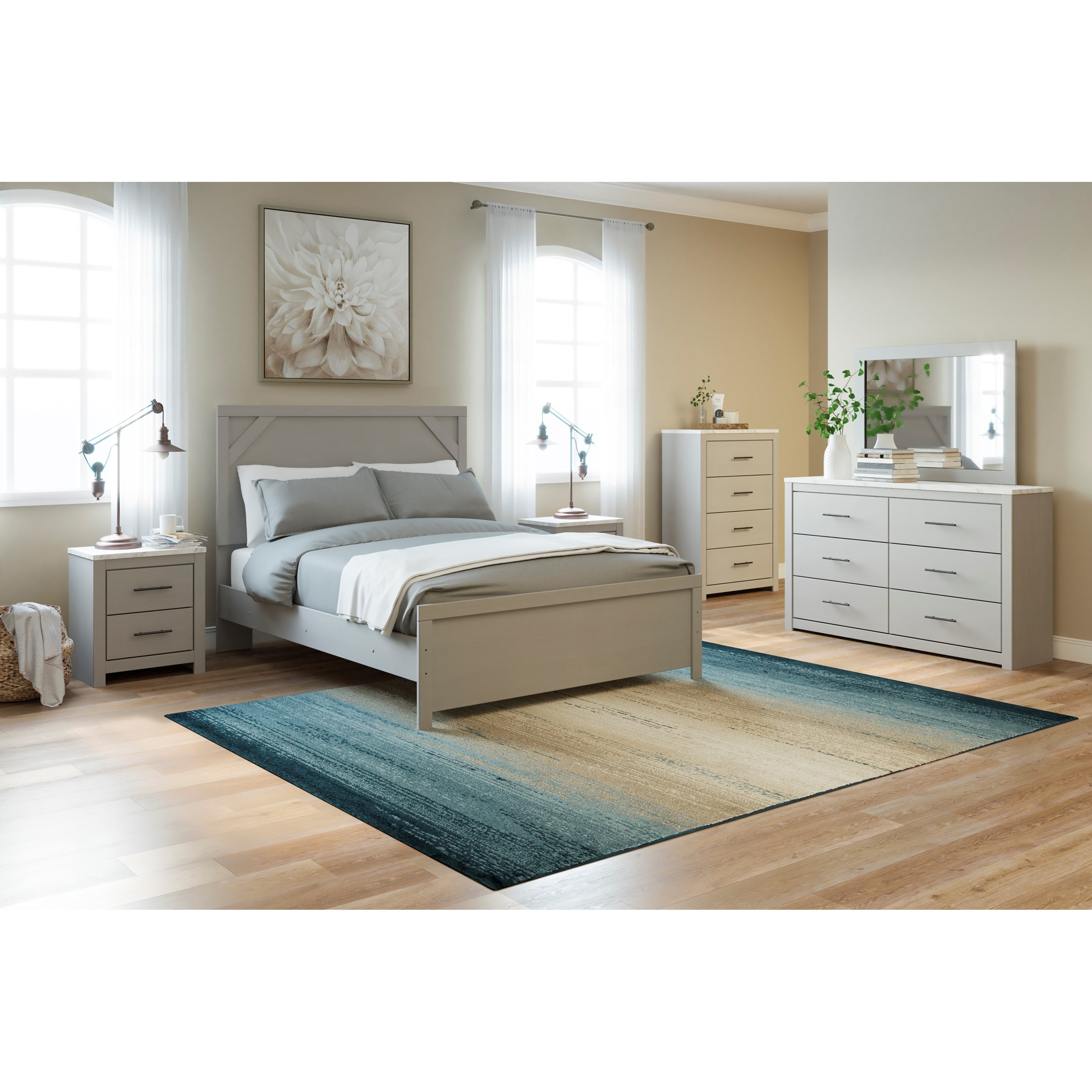 Cottenburg Queen Bedroom Group by Ashley (Signature Design) at Johnny Janosik