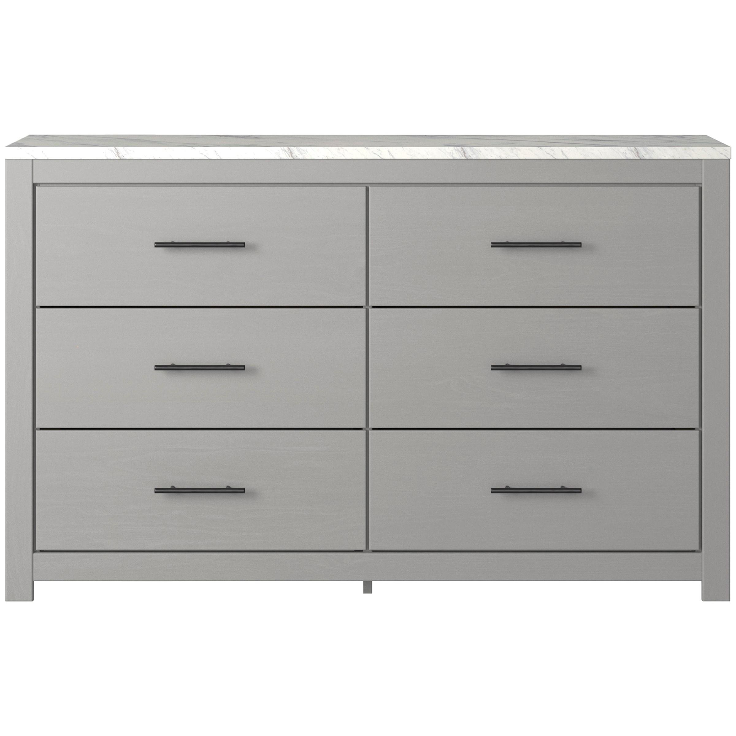 Cottenburg Dresser by Ashley (Signature Design) at Johnny Janosik