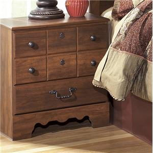 Signature Design by Ashley Timberline Night Stand