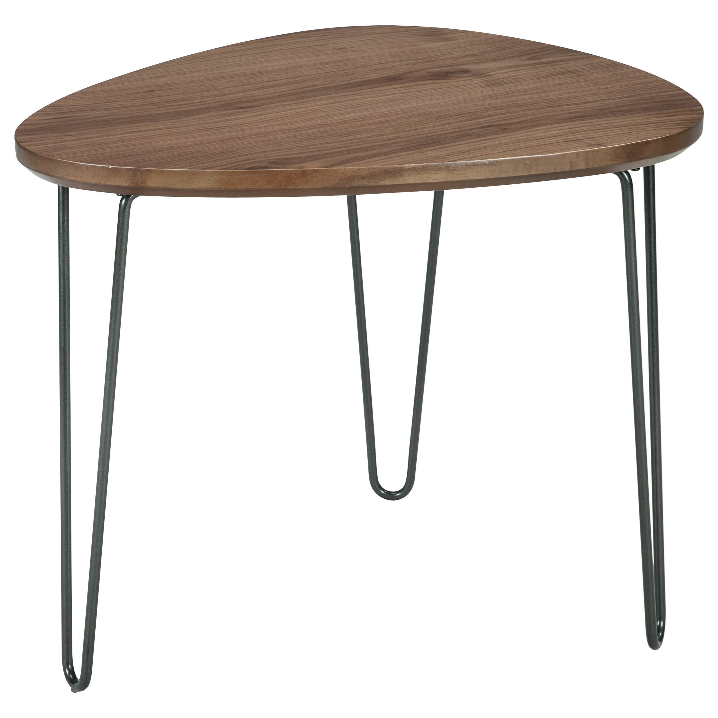 Signature Design by Ashley Courager Triangle End Table - Item Number: T242-6