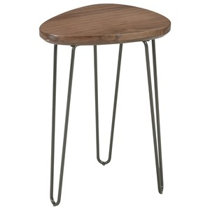 Signature Design by Ashley Courager Chair Side End Table