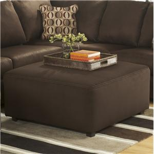 Signature Design by Ashley Cowan - Cafe Oversized Accent Ottoman