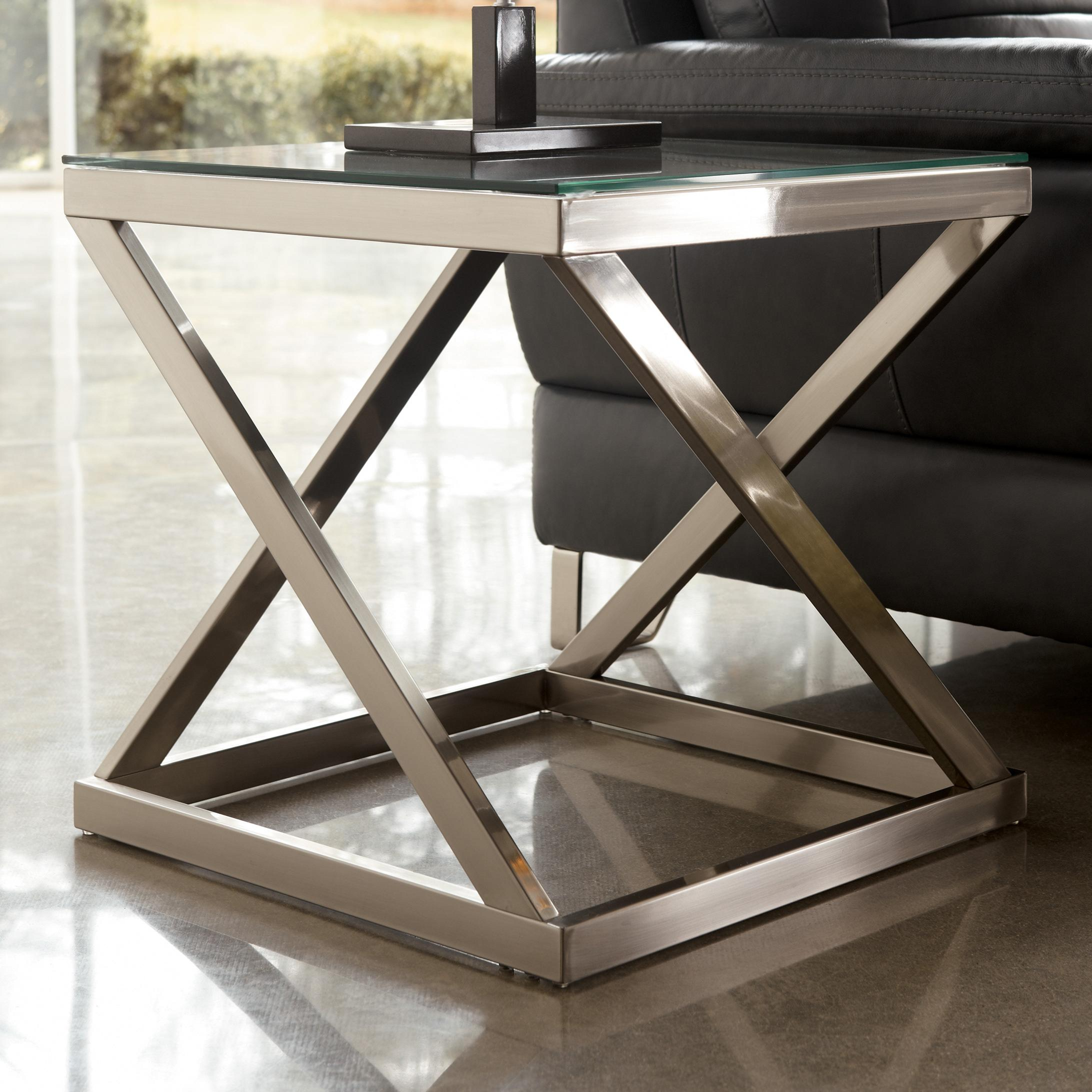 Signature Design By Ashley Coylin Square End Table   Item Number: T136 2