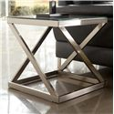 Signature Design by Ashley Coylin Square End Table - Item Number: T136-2