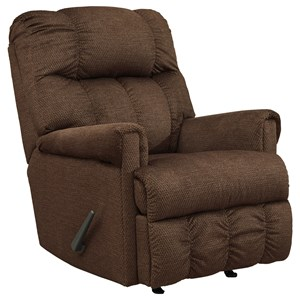 Signature Design by Ashley Craggly Rocker Recliner