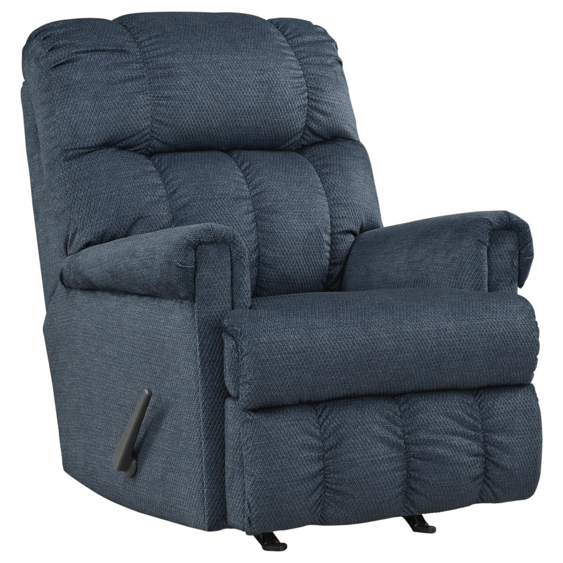 Signature Design by Ashley Craggly Rocker Recliner - Item Number: 3680525