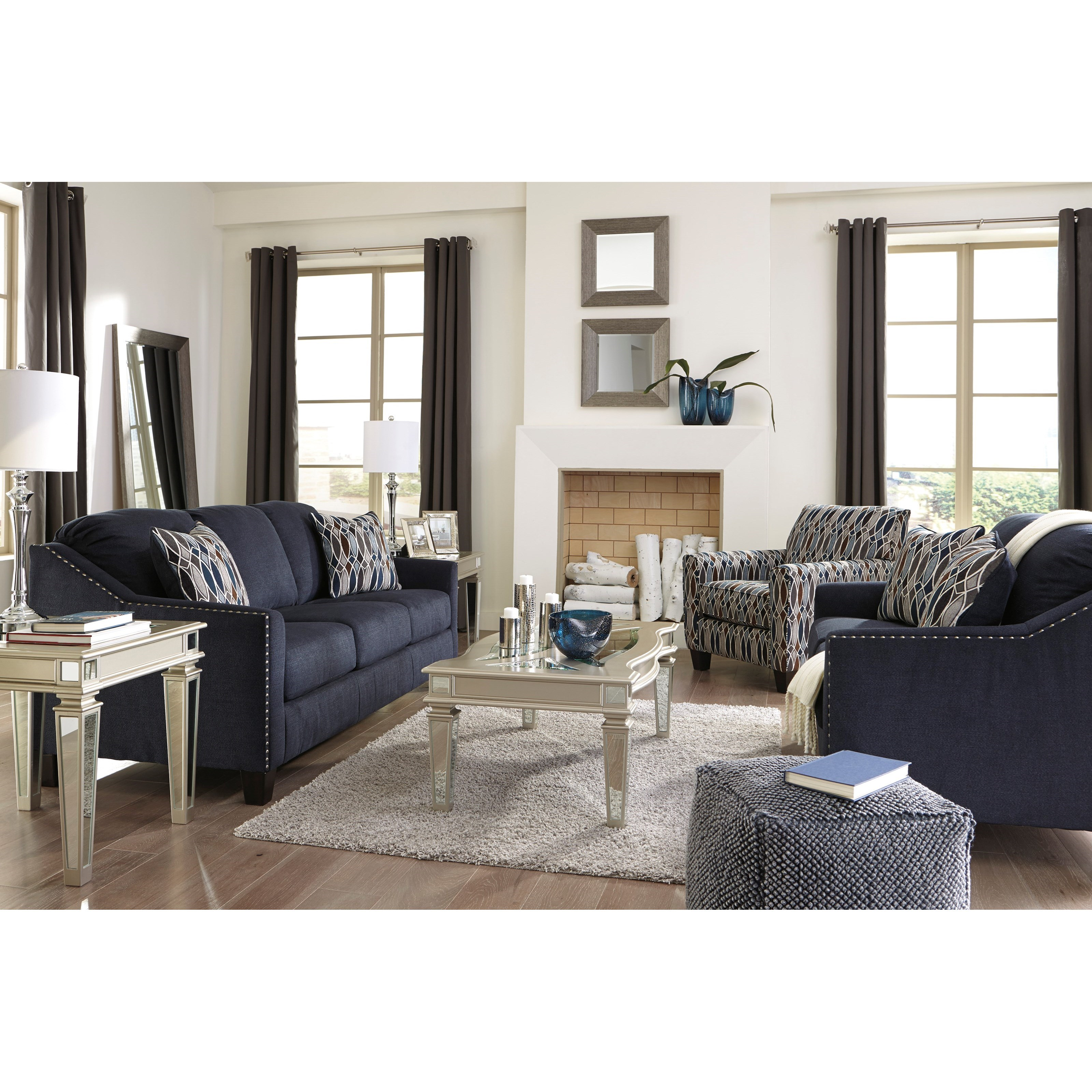 Signature Design By Ashley Creeal Heights Accent Chair