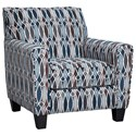 Benchcraft by Ashley Creeal Heights Accent Chair - Item Number: 8020221