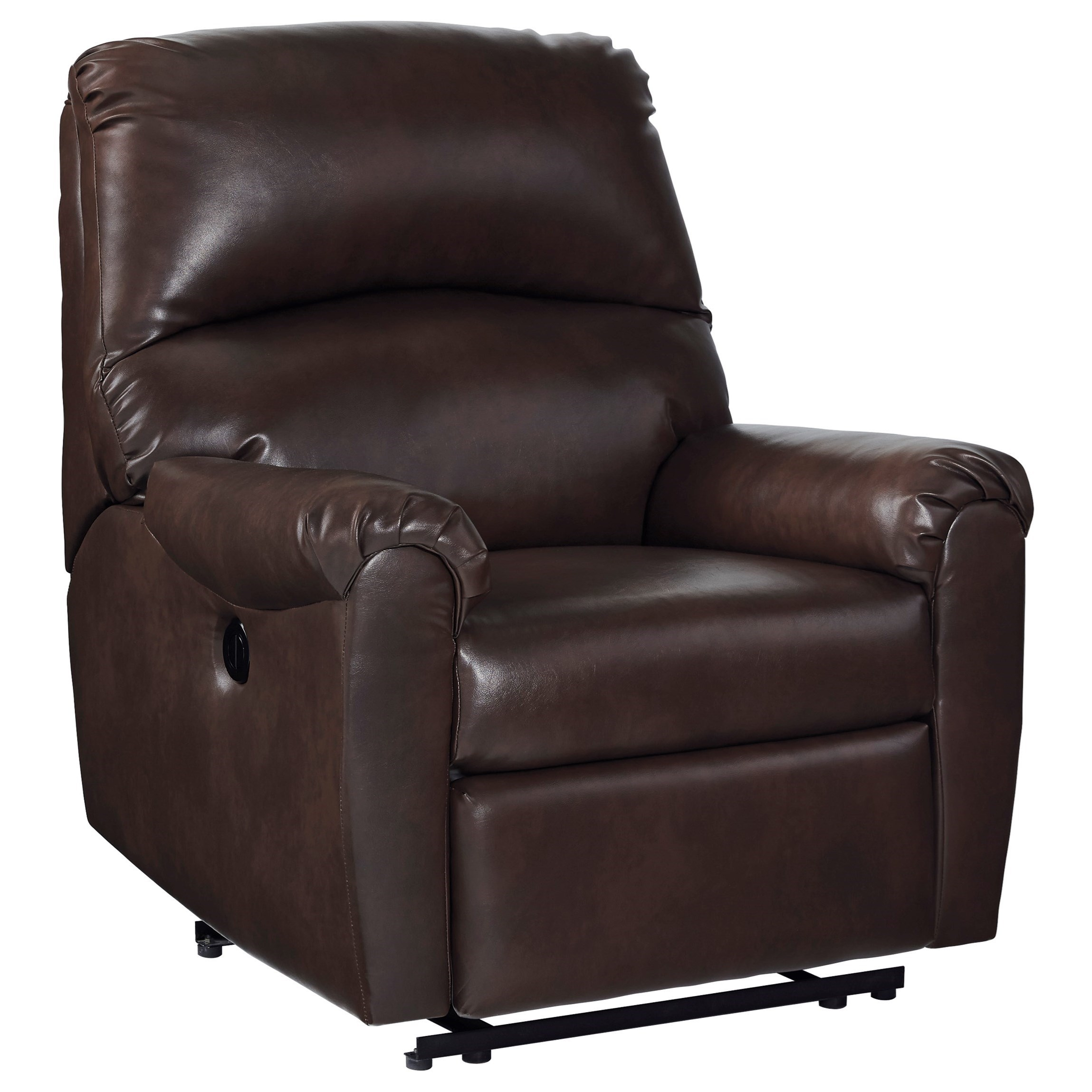 Signature Design by Ashley Crozier Power Recliner - Item Number: 7630406