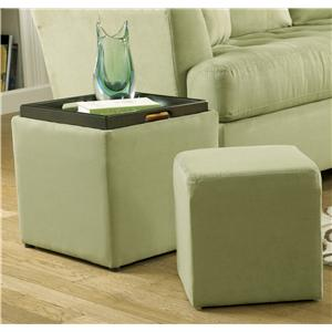 Signature Design by Ashley Cubit - Kiwi Ottoman with Storage