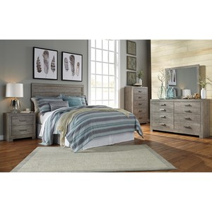Benchcraft Culverbach Queen Bedroom Group