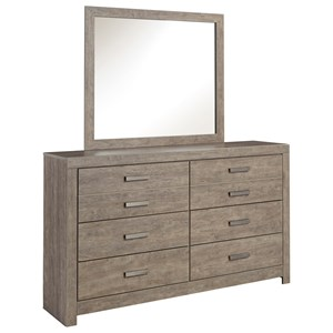 Ashley (Signature Design) Culverbach Dresser and Mirror Set