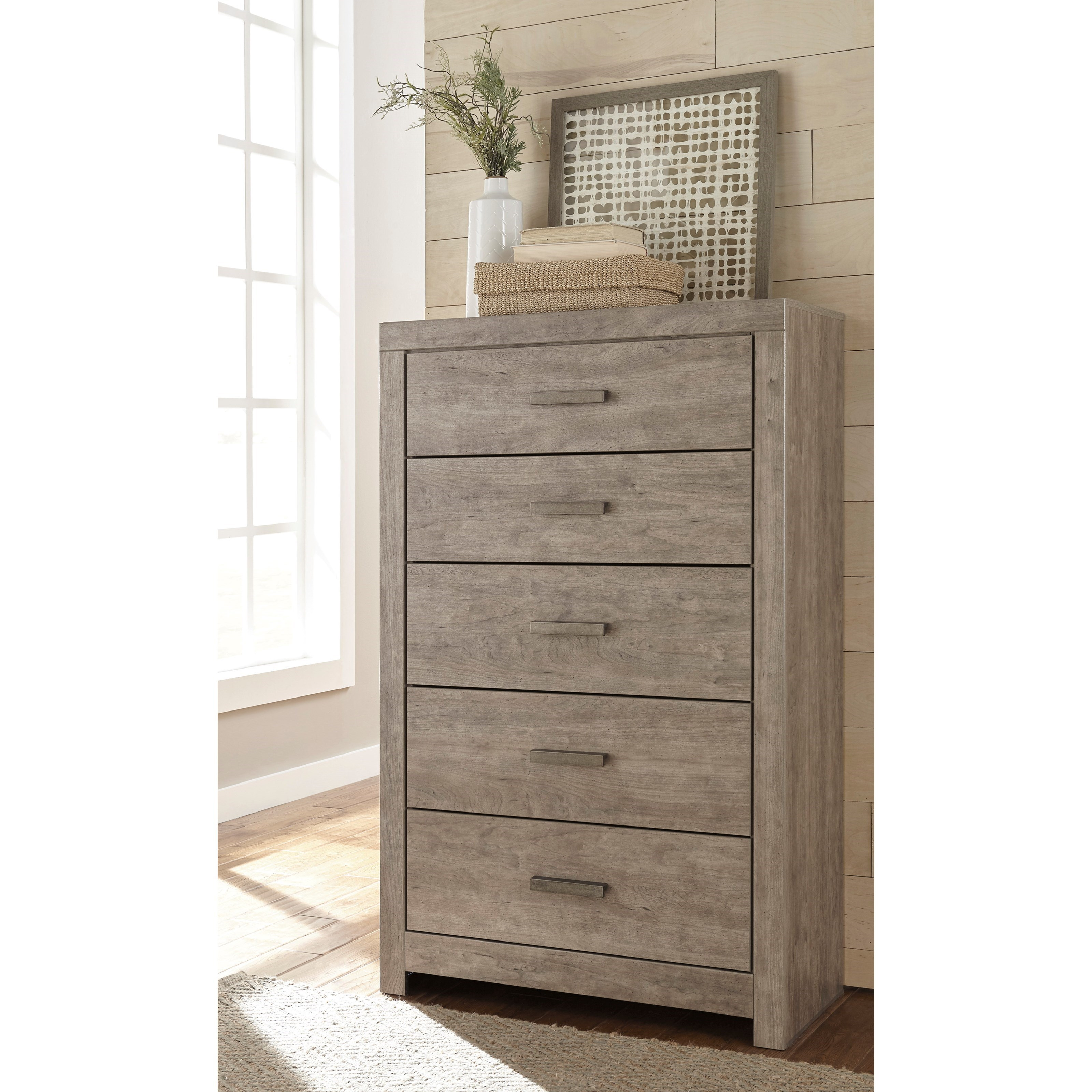 Layla Layla Dresser Chest by Ashley at Morris Home