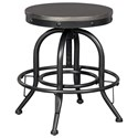 Signature Design by Ashley Minnona Swivel Bar Stool - Item Number: D400-024