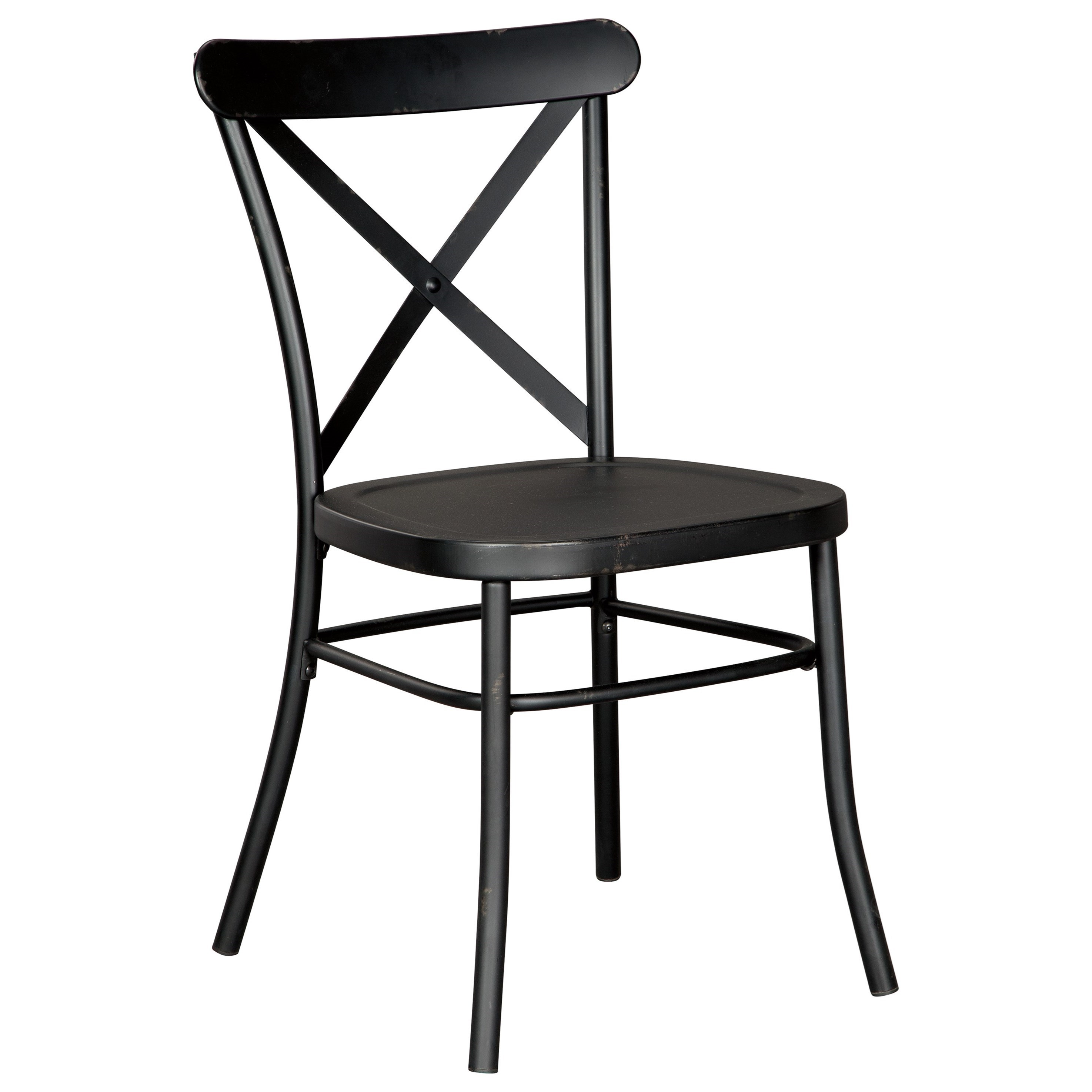 Signature Design by Ashley Minnona Dining Room Side Chair - Item Number: D400-102