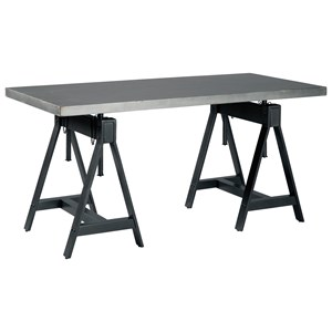 Signature Design by Ashley Minnona Rectangular Dining Room Table