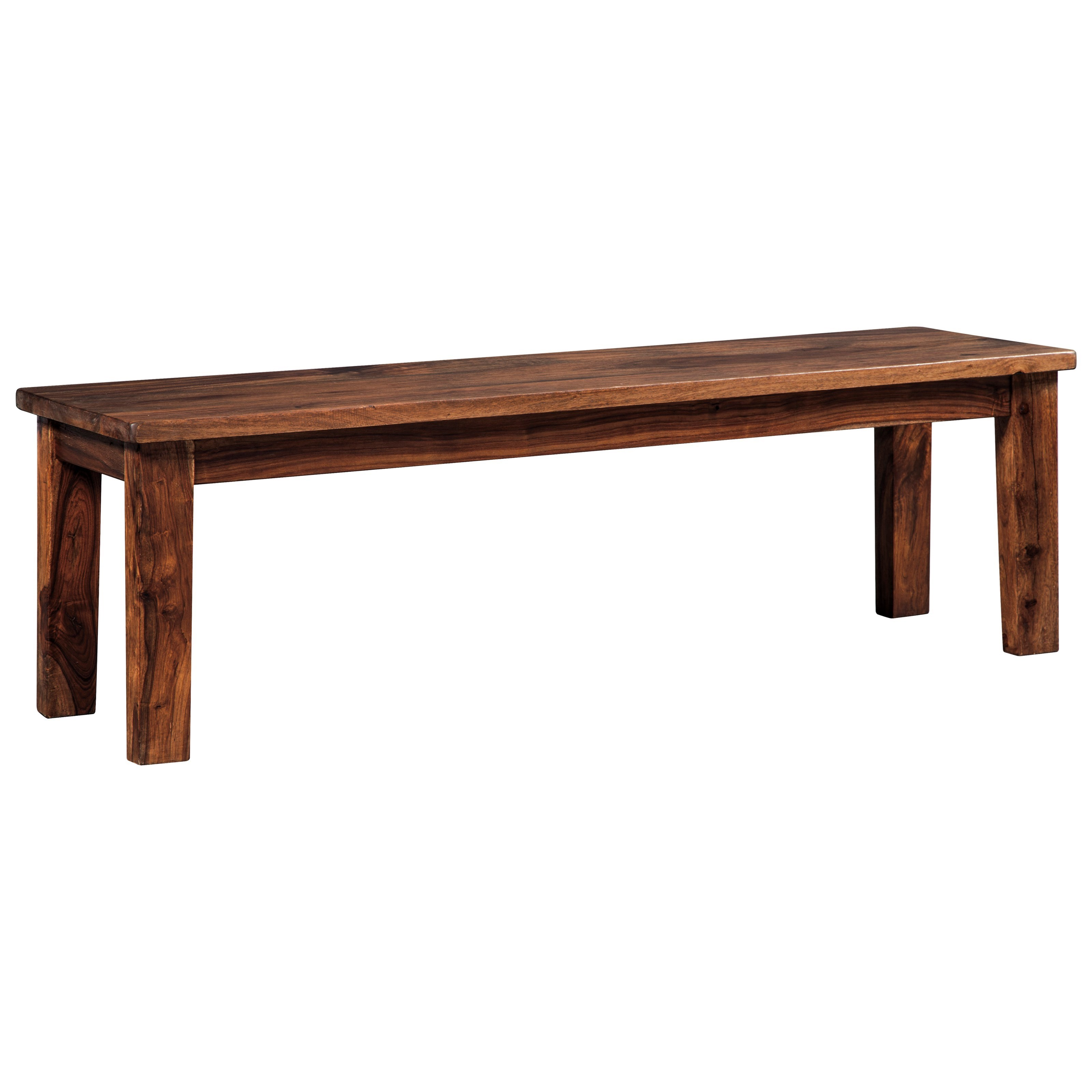Signature Design by Ashley Manishore Dining Room Bench - Item Number: D648-00