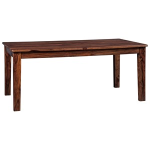 Signature Design by Ashley Manishore Rectangular Dining Room Table