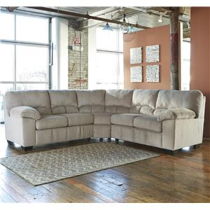 Signature Design by Ashley Dawn Sectional
