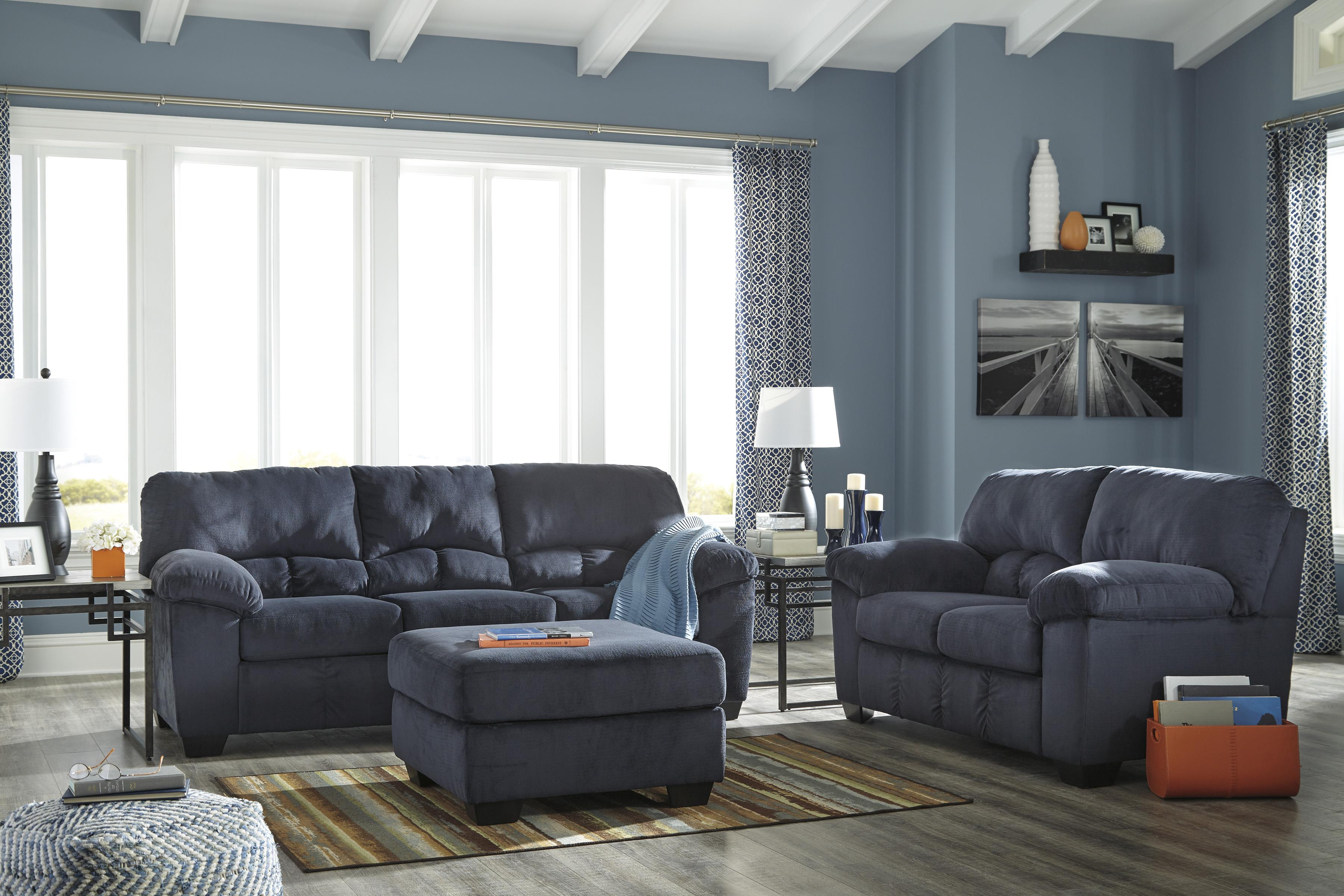 Signature Design by Ashley Dailey Stationary Living Room Group - Item Number: 95402 Living Room Group 2