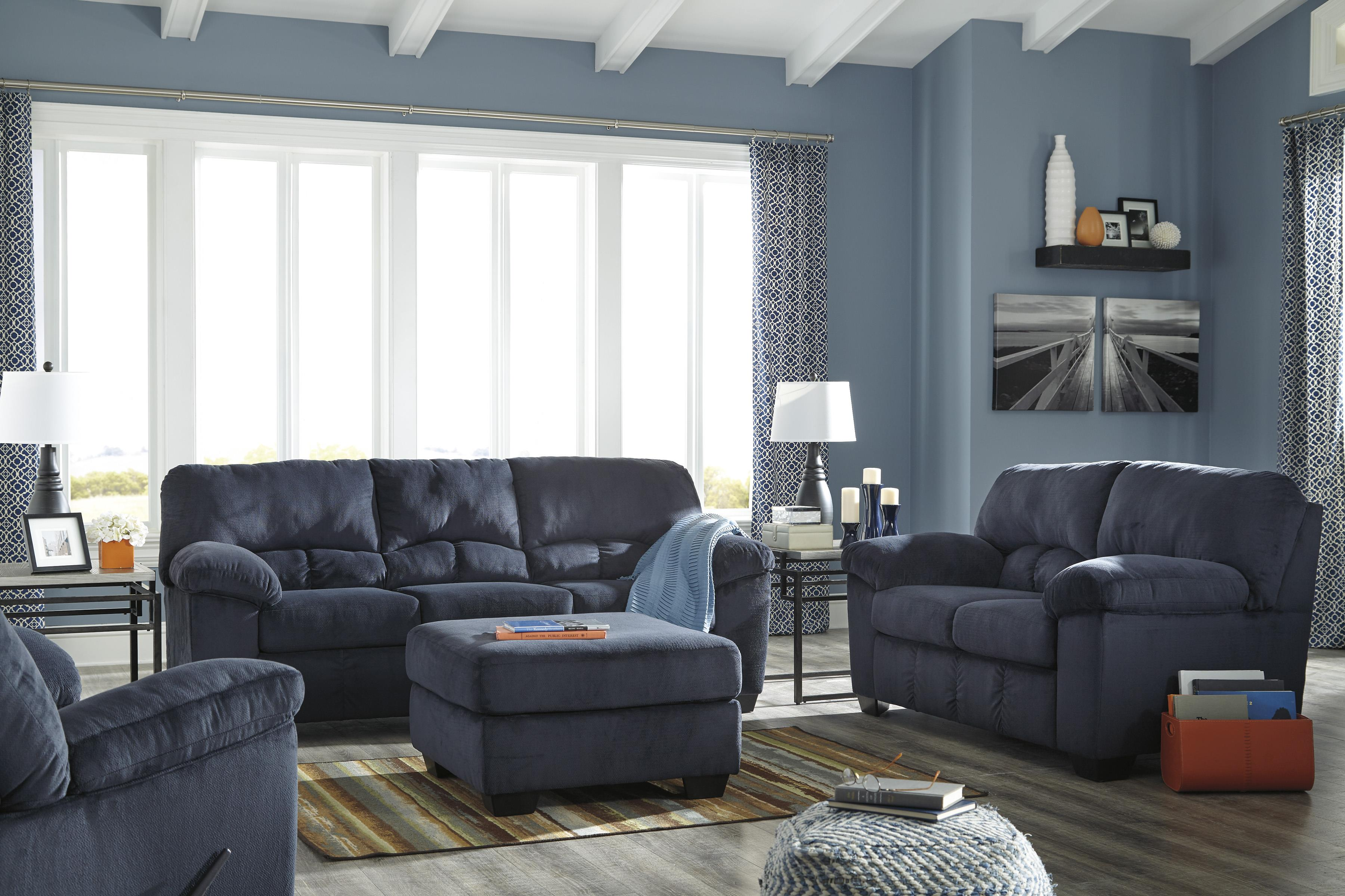 Signature Design by Ashley Dailey Stationary Living Room Group - Item Number: 95402 Living Room Group 3