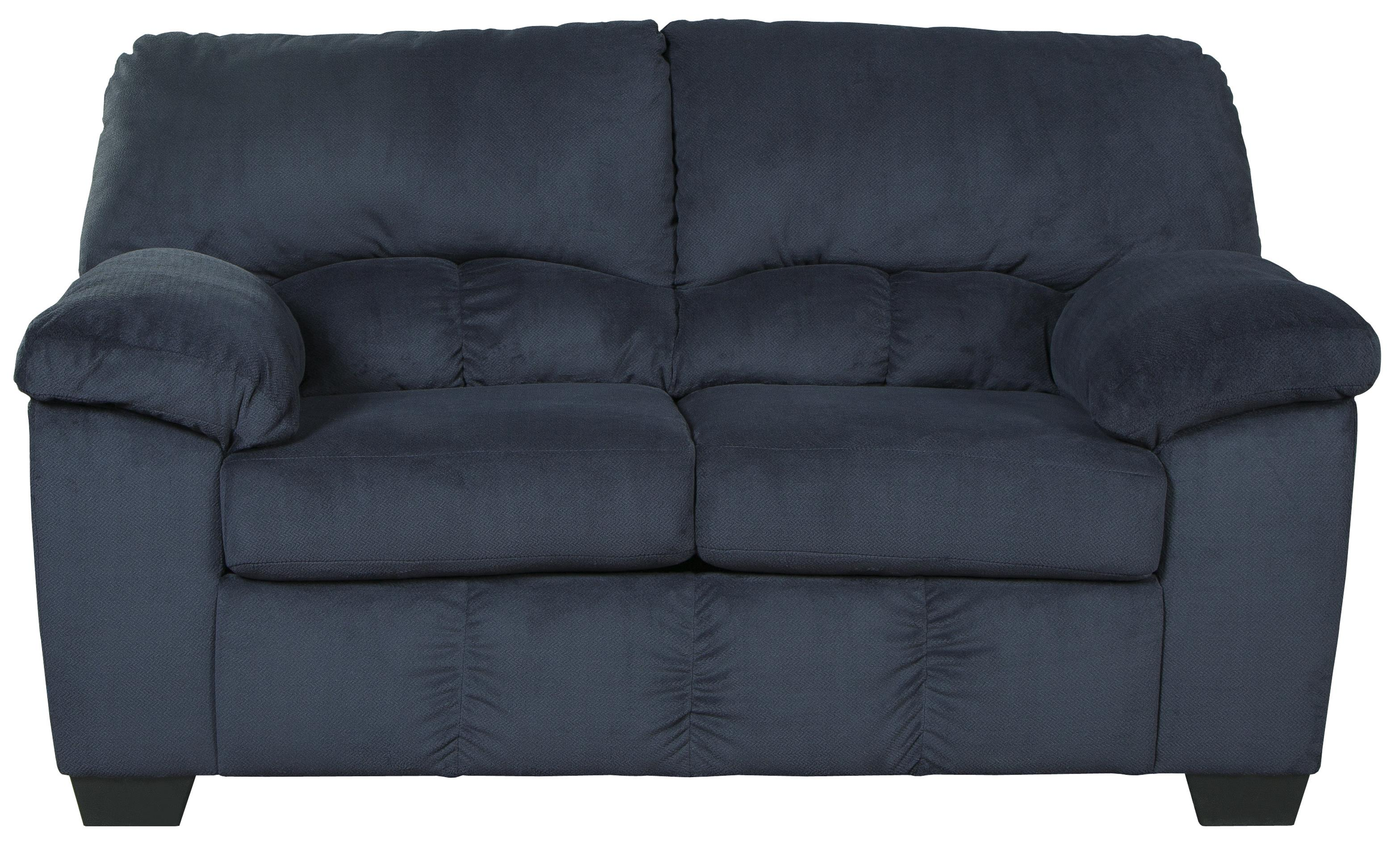 Signature Design By Ashley Dailey Casual Contemporary Loveseat Michael 39 S Furniture Warehouse