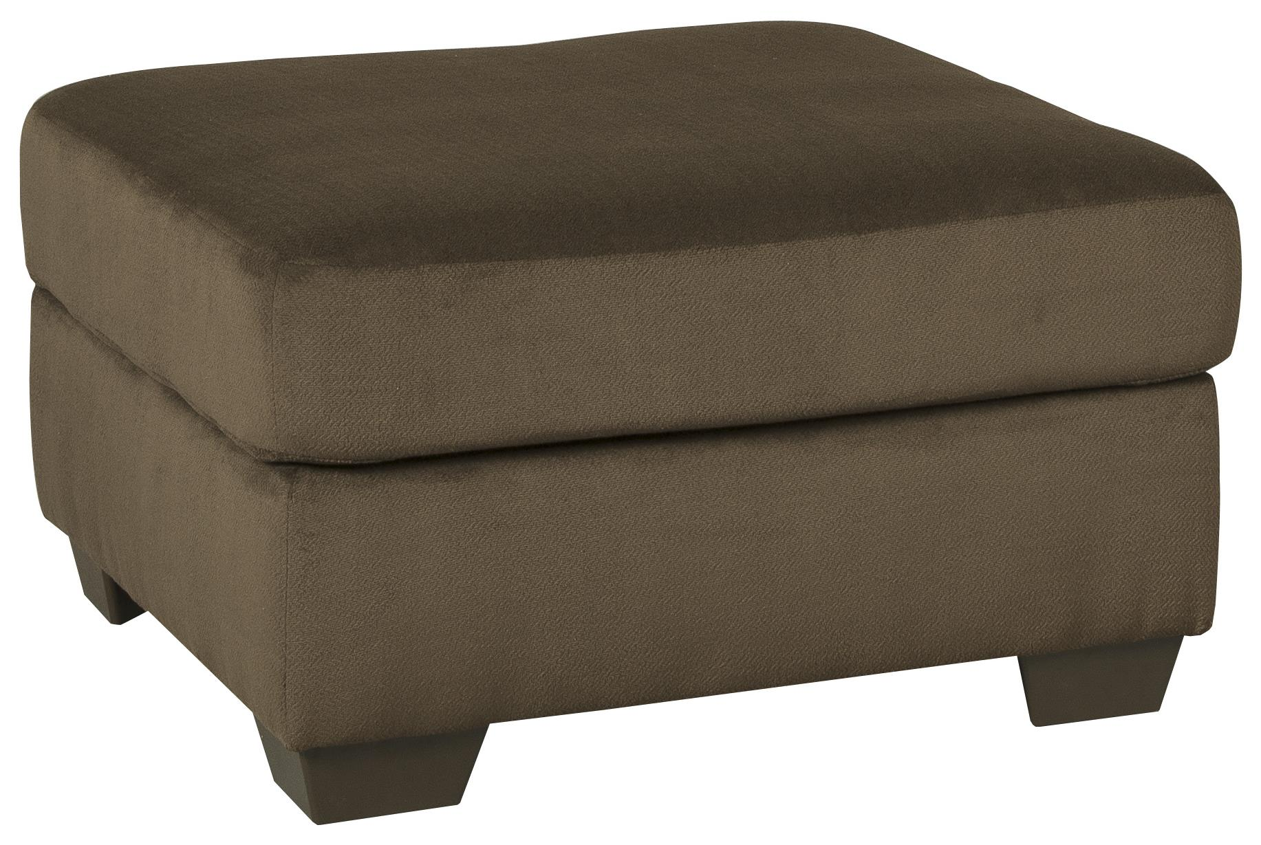 Signature Design by Ashley Dailey Oversized Accent Ottoman - Item Number: 9540308