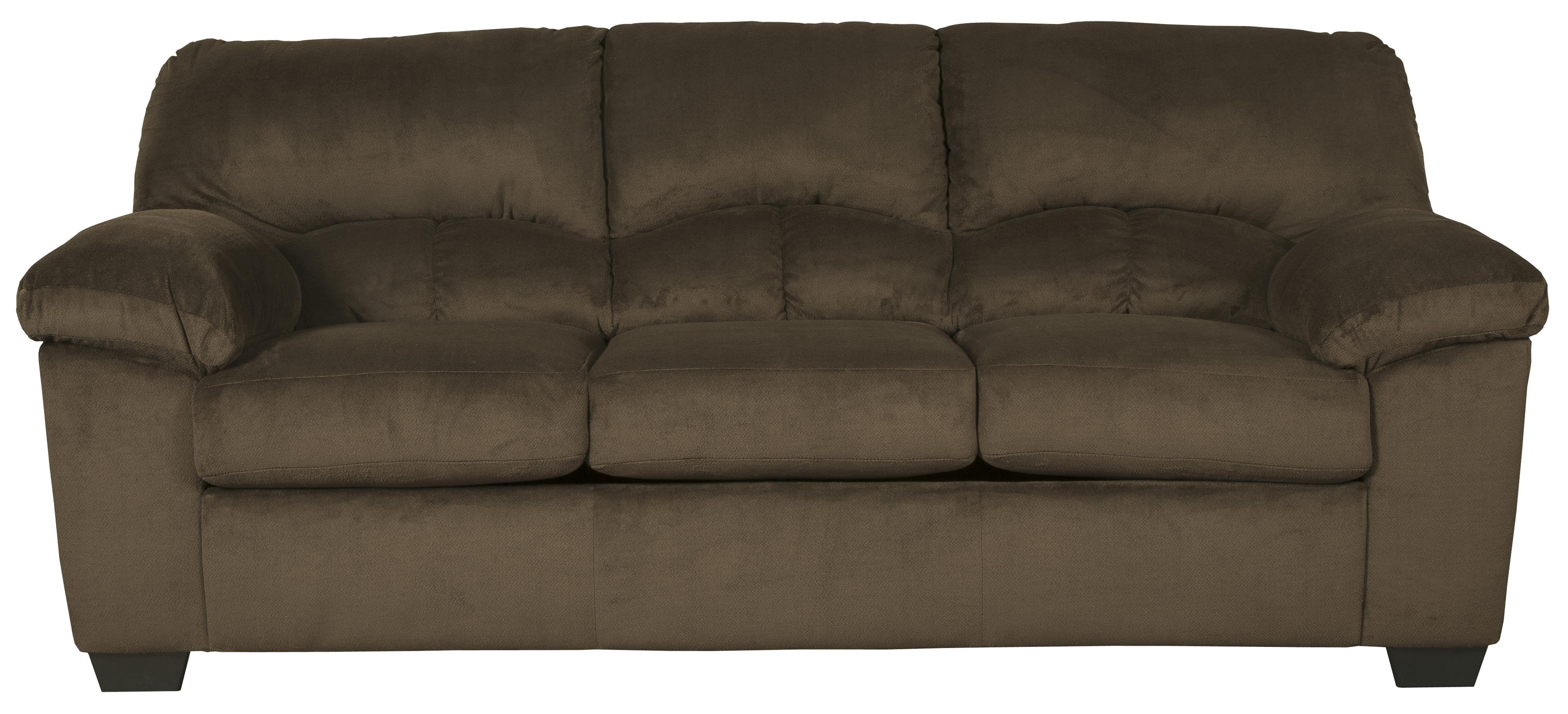 Signature Design By Ashley Dailey 9540338 Casual Contemporary Sofa Furniture And Appliancemart