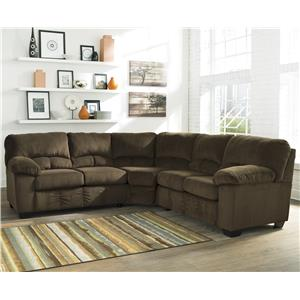 Benchcraft Dailey Sectional