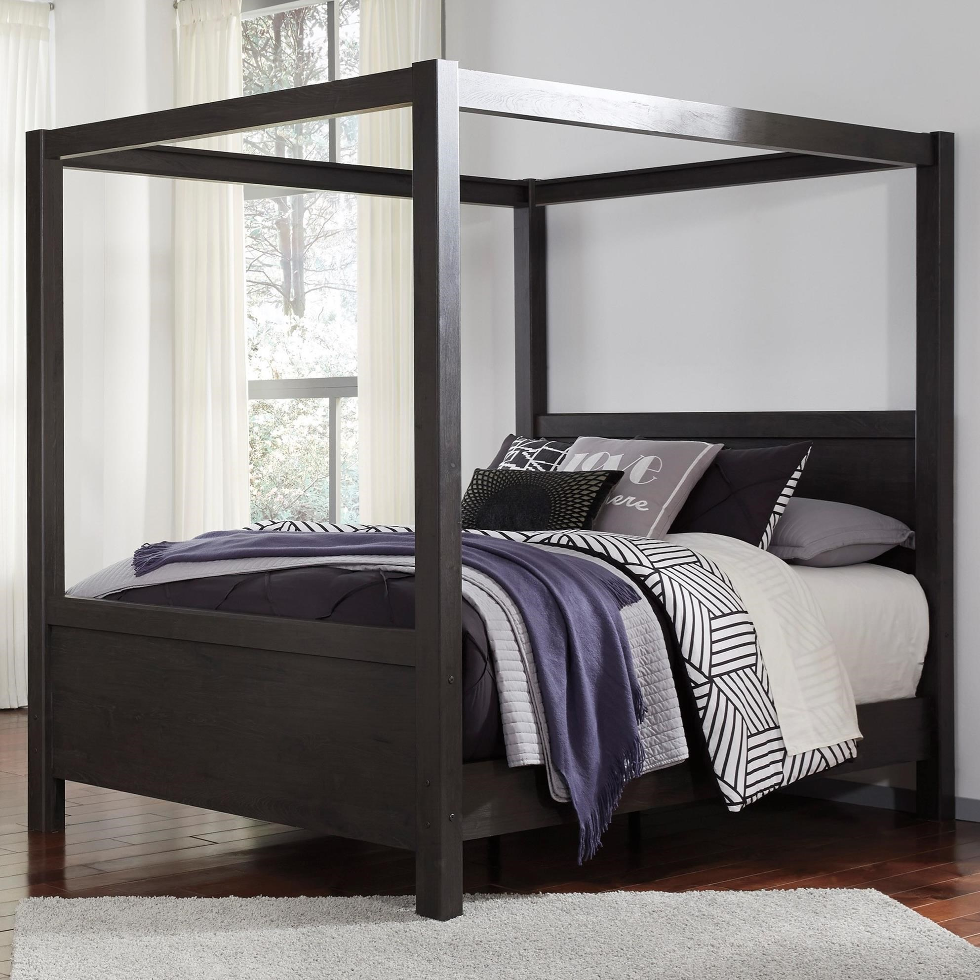 set from king obsession wood most canopy bed solid furniture bedroom queen superlative metal