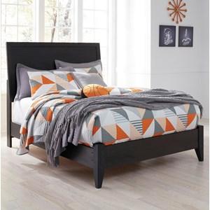 Signature Design by Ashley Daltori Queen Panel Bed