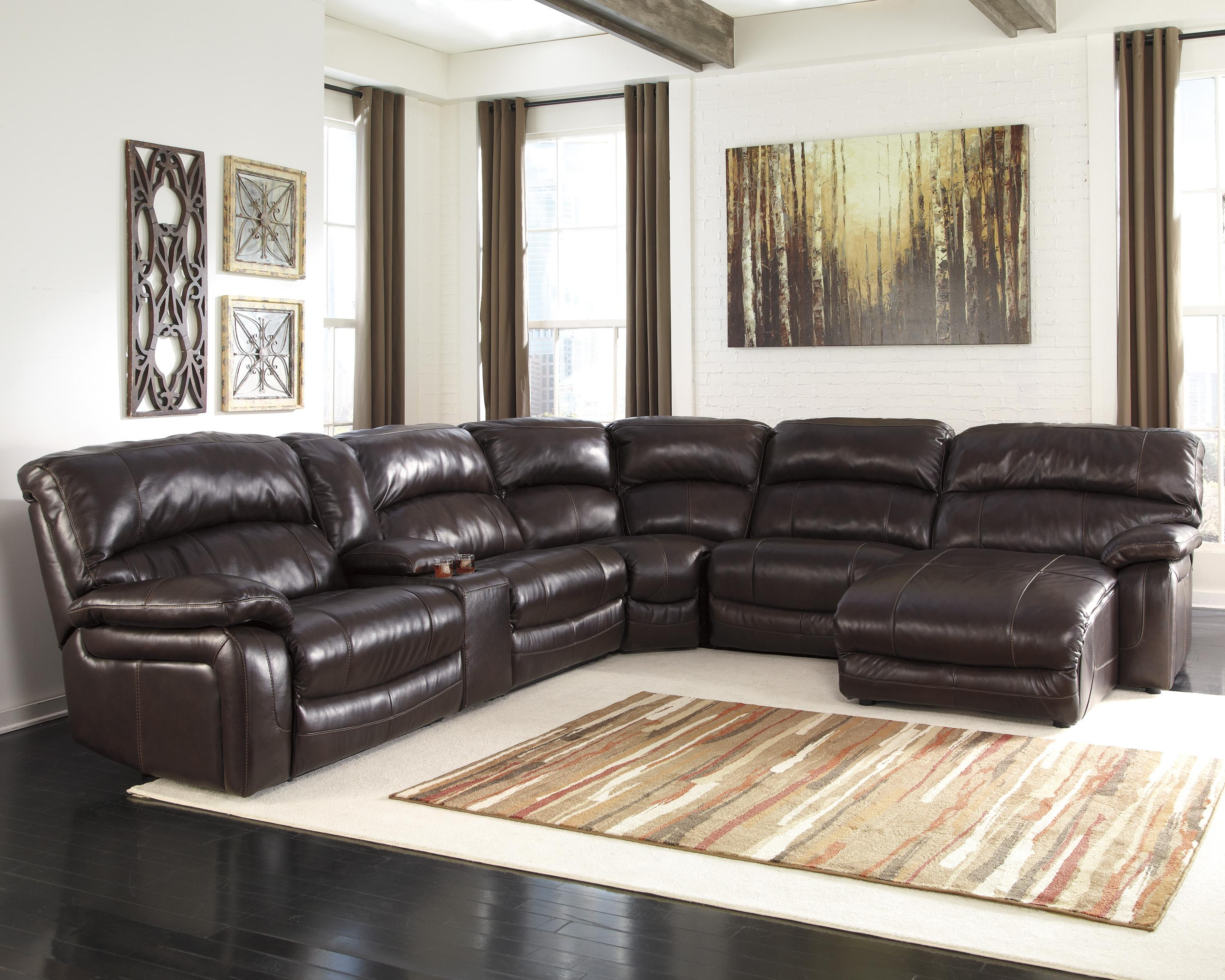chaise leather of living room image with com sectional ideas brown