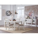 Signature Design by Ashley Danbeck Casual Dining Room Group - Item Number: D603 Dining Room Group 1