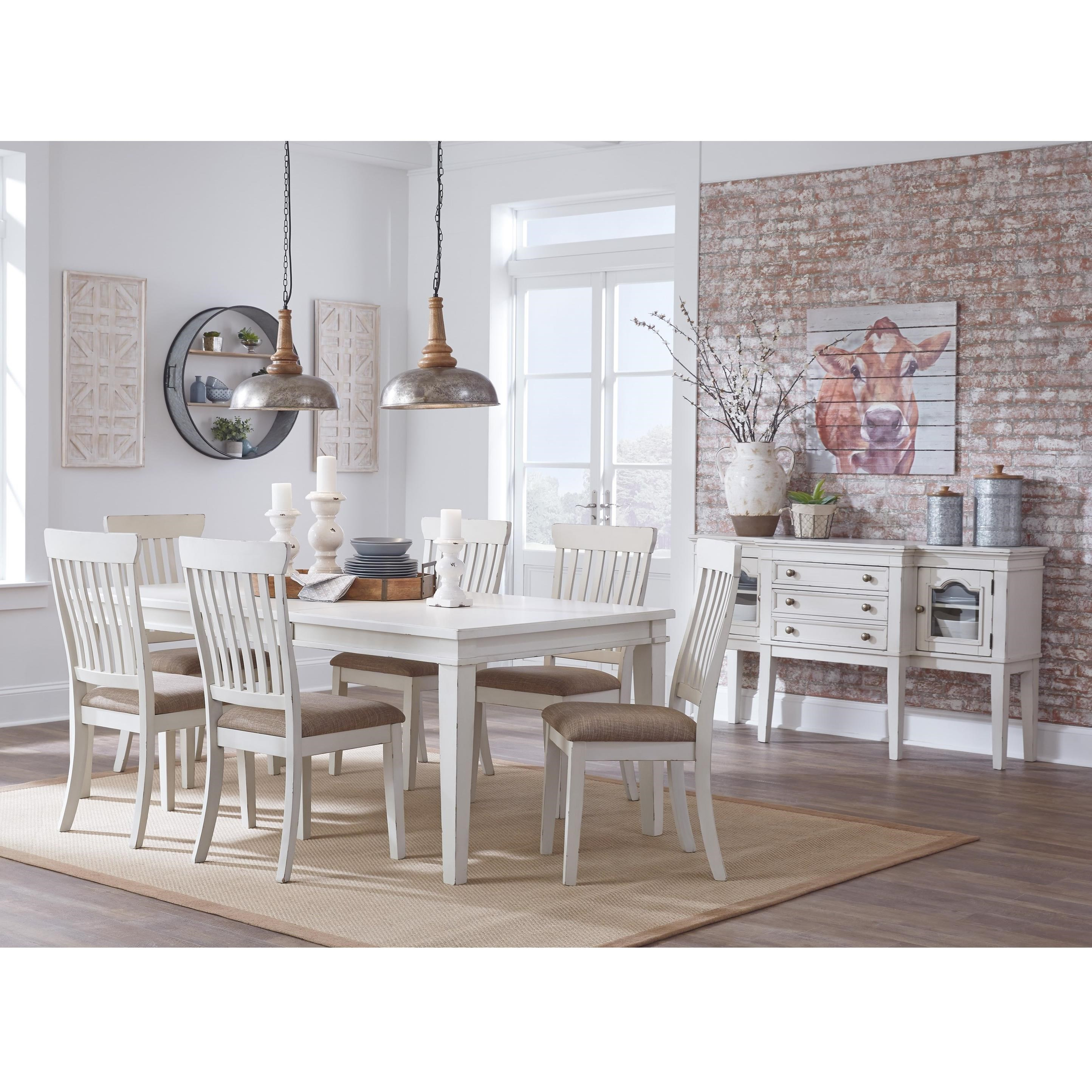 Danbeck Formal Dining Room Group