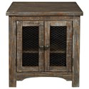 Signature Design by Ashley Danell Ridge Rectangular End Table - Item Number: T446-3