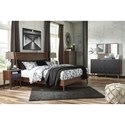 Signature Design by Ashley Daneston King Bedroom Group - Item Number: B292 K Bedroom Group 2