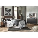 Signature Design by Ashley Daneston Queen Bedroom Group - Item Number: B292 Q Bedroom Group 1