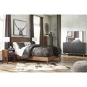 Signature Design by Ashley Daneston Queen Bedroom Group - Item Number: B292 Q Bedroom Group 2