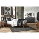 Signature Design by Ashley Daneston Queen Bedroom Group - Item Number: B292 Q Bedroom Group 3