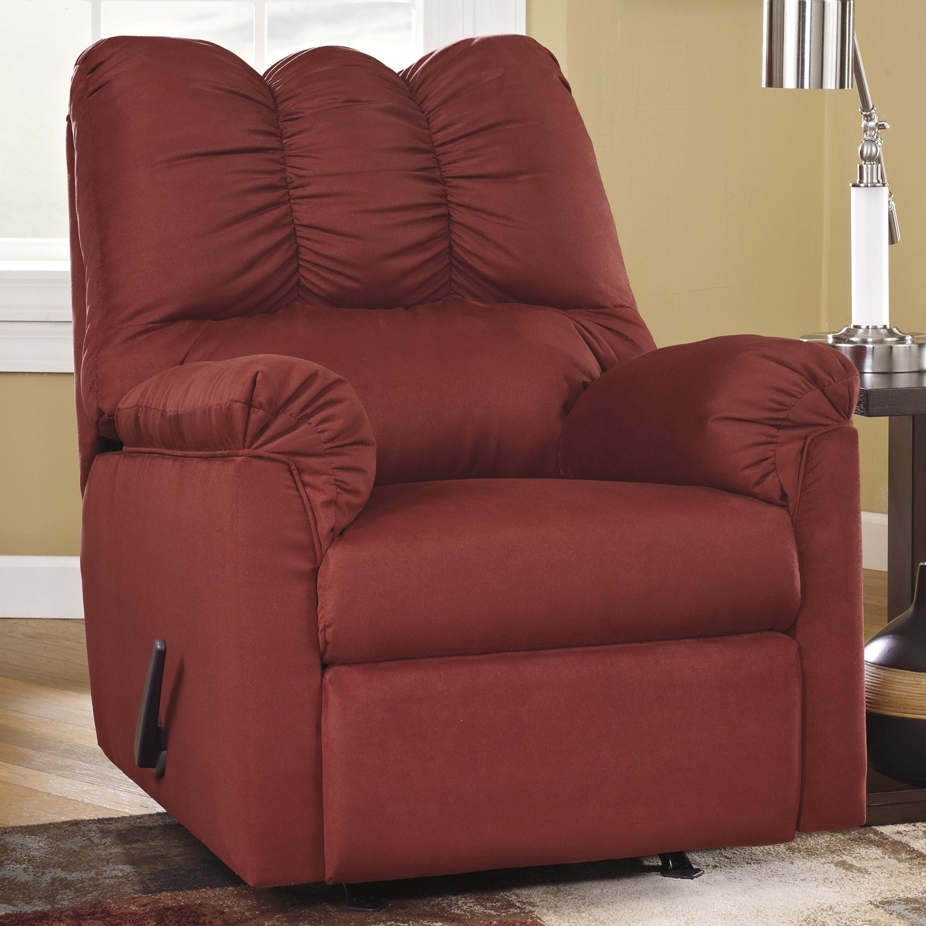 Signature Design by Ashley Darcy - Salsa Rocker Recliner - Item Number: 7500125