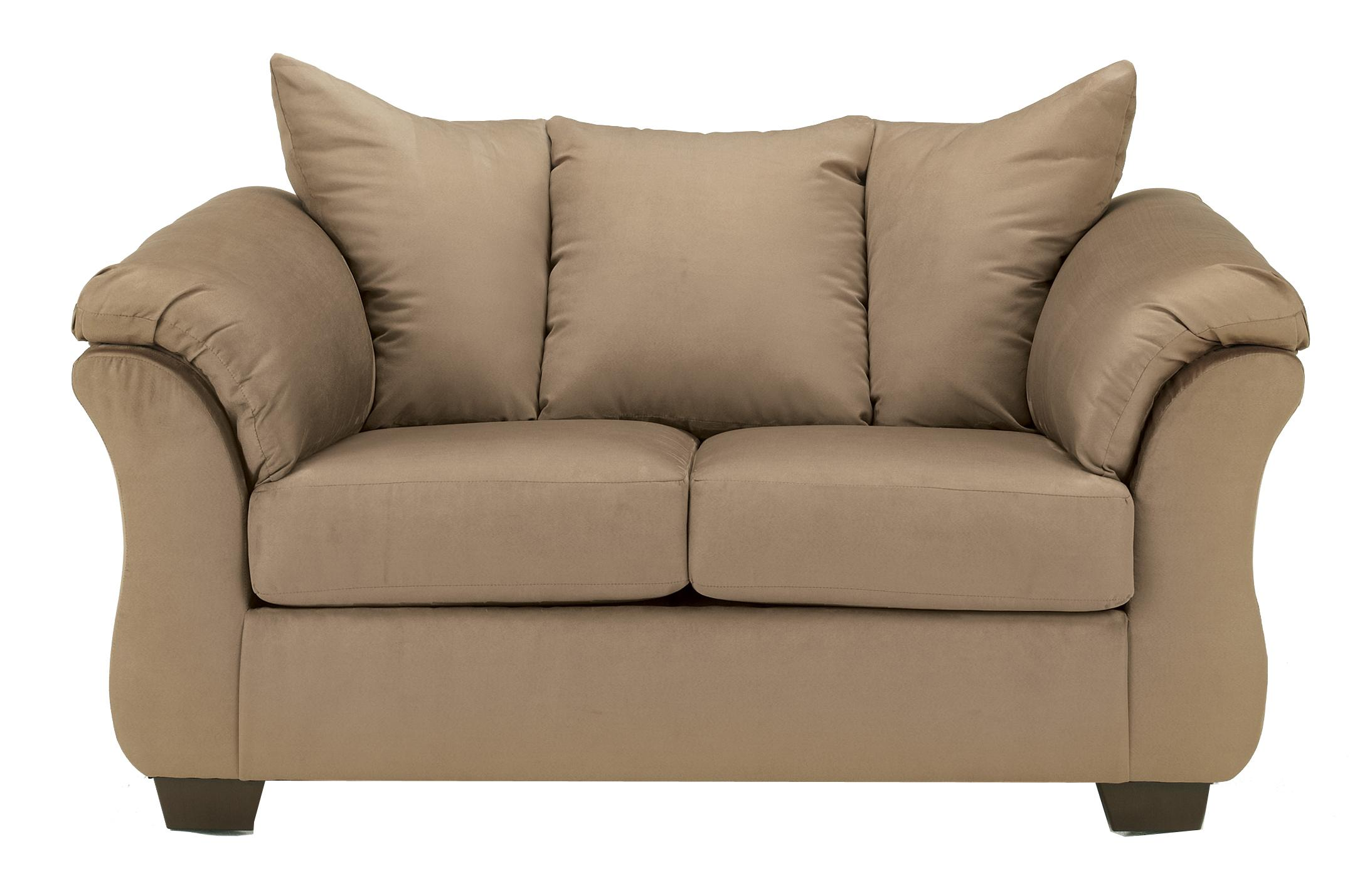 Stationary Loveseat