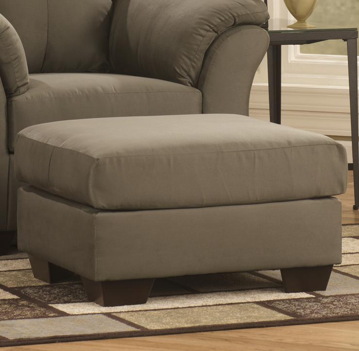 Signature Design by Ashley Darcy - Sage Ottoman - Item Number: 7500314