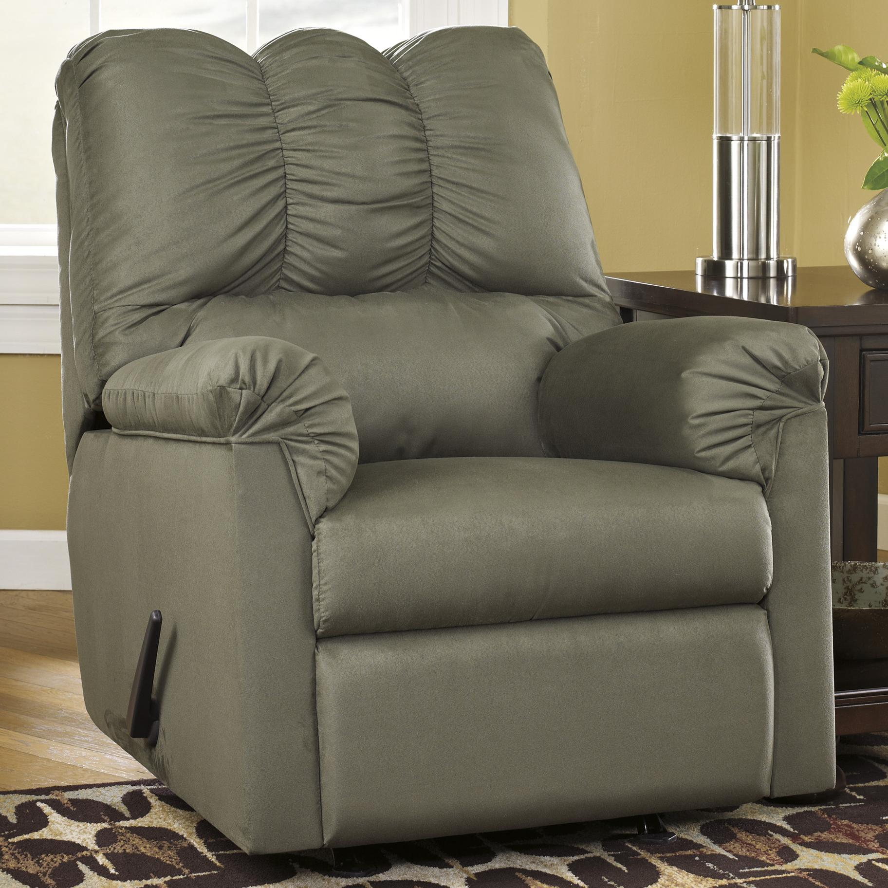 Signature Design by Ashley Darcy - Sage Rocker Recliner - Item Number: 7500325