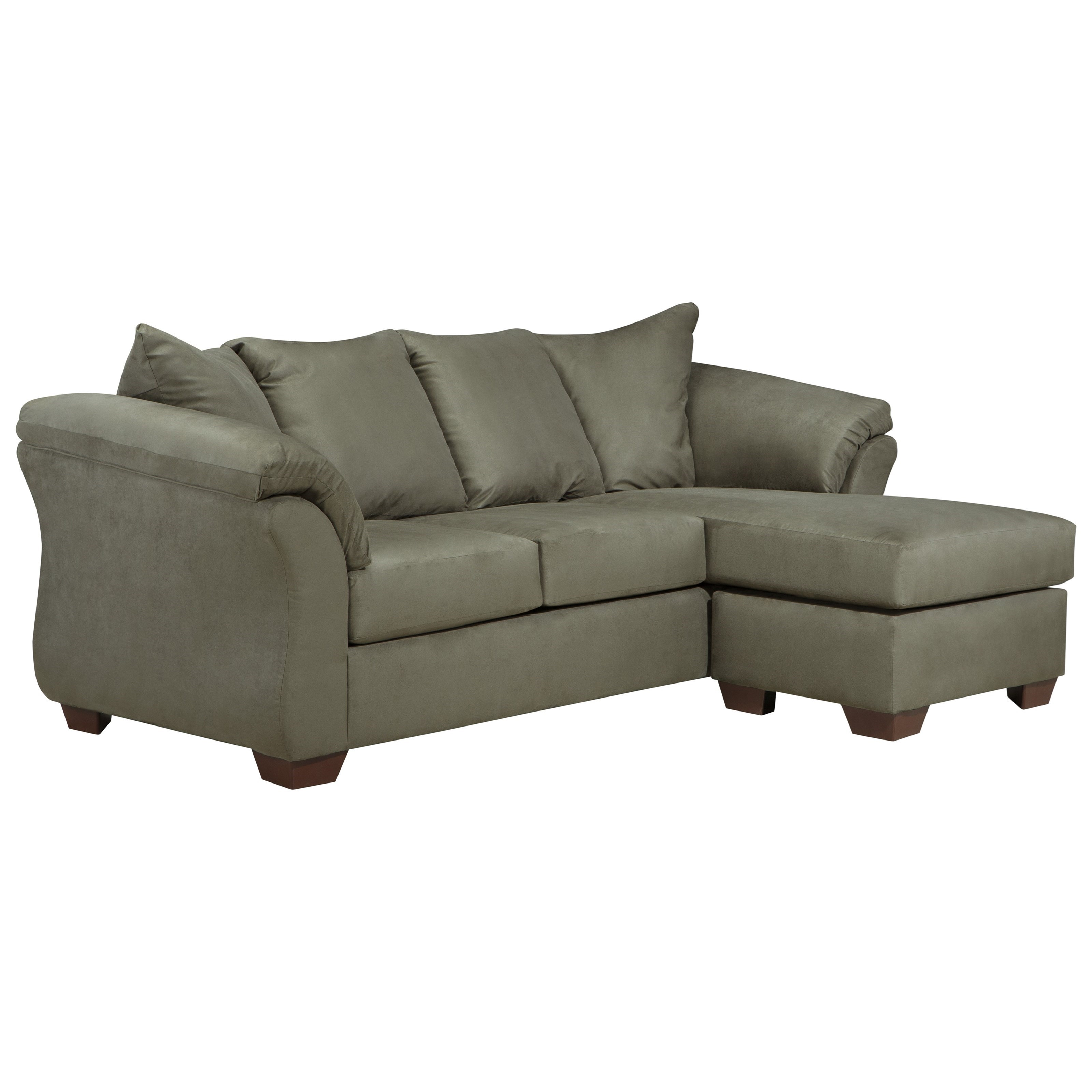 Signature Design by Ashley Darcy - Sage Full Sofa Chaise Sleeper - Item Number: 7500358
