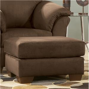 Ashley (Signature Design) Darcy - Cafe Ottoman
