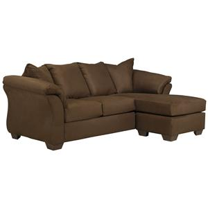 Signature Design by Ashley Furniture Darcy - Cafe Sofa Chaise