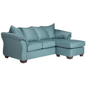 Signature Design by Ashley Darcy - Sky Sofa Chaise