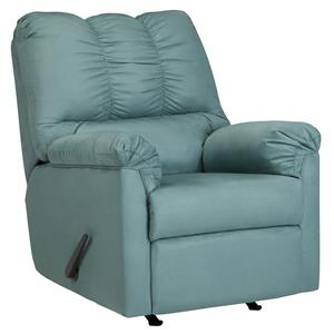 Signature Design by Ashley Vista - Sky Rocker Recliner