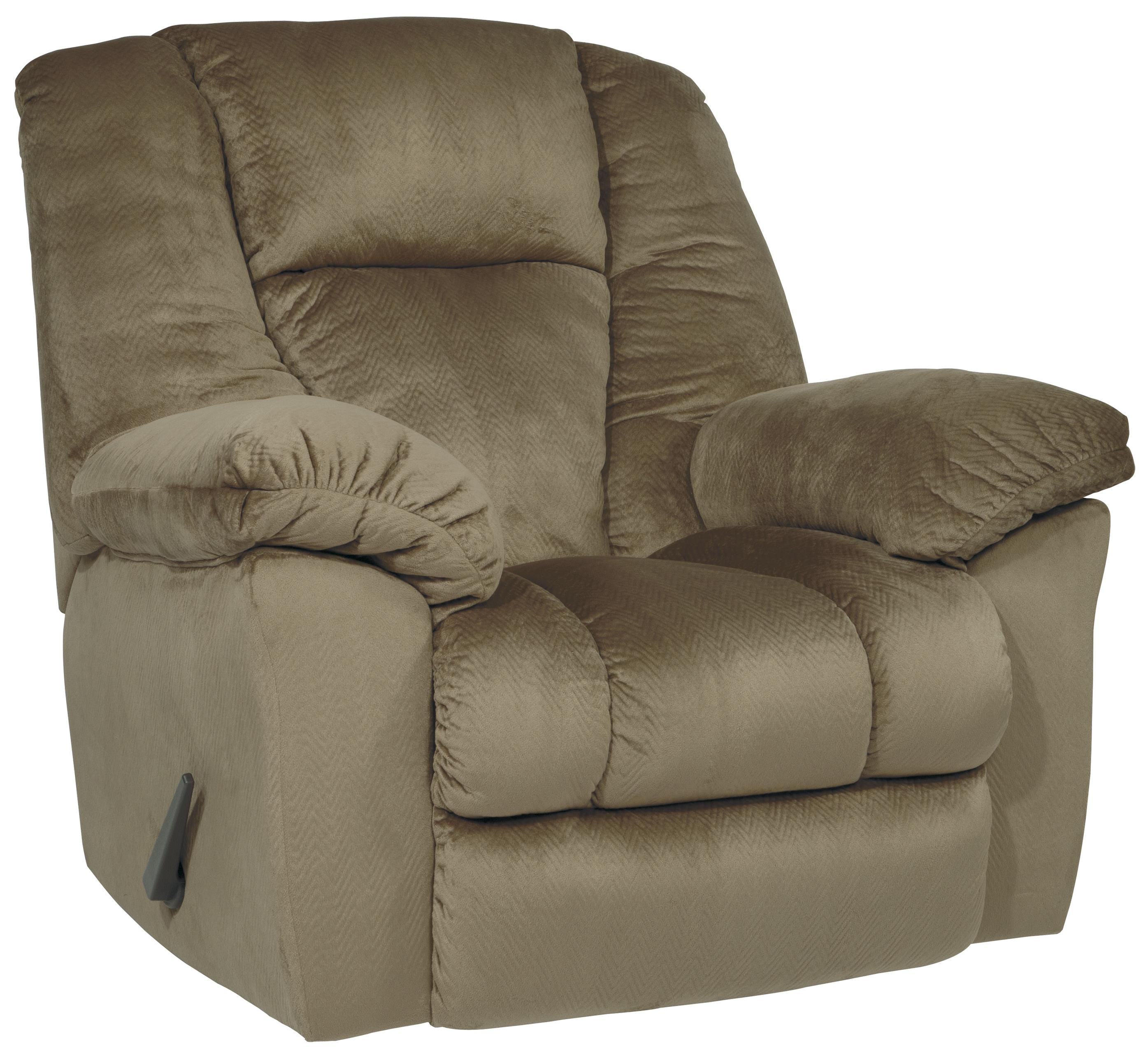 Signature Design by Ashley Darden Rocker Recliner - Item Number: 2650125